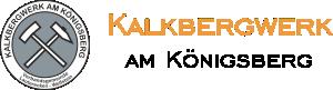 Besucherkalkbergwerk Wolfstein Logo